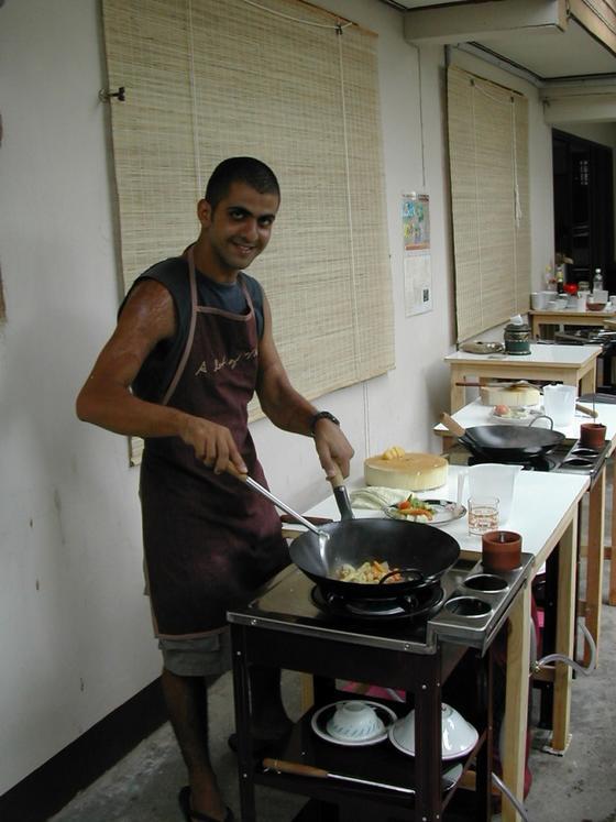קורס בישול בתאילנ�