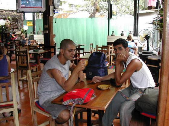 מטיילים בבנגקוק