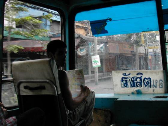 אוטובוסים בבנגקוק