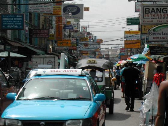 תחבורה בבנגקוק