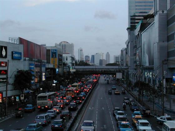 אפשרויות תחבורה בבנגקוק
