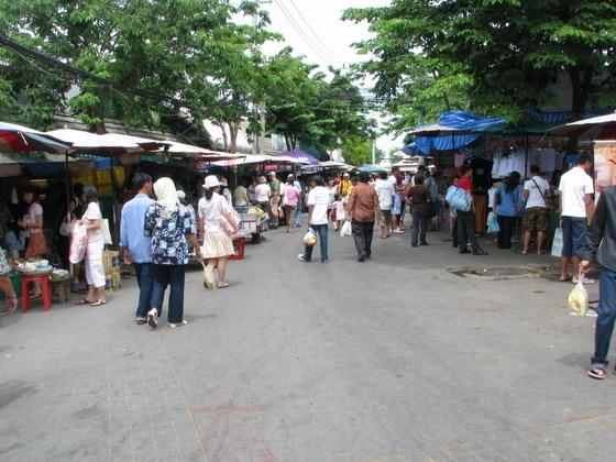 שווקים - בנגקוק