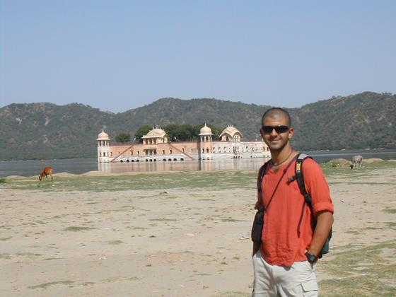 רג'סטאן, הודו.