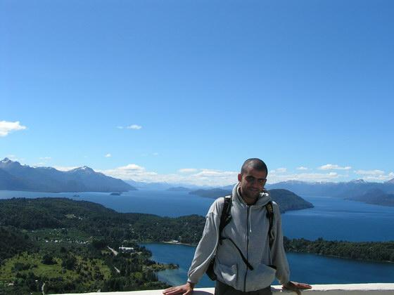 ברילוצ'ה, איזור האגמים, ארגנטינה.
