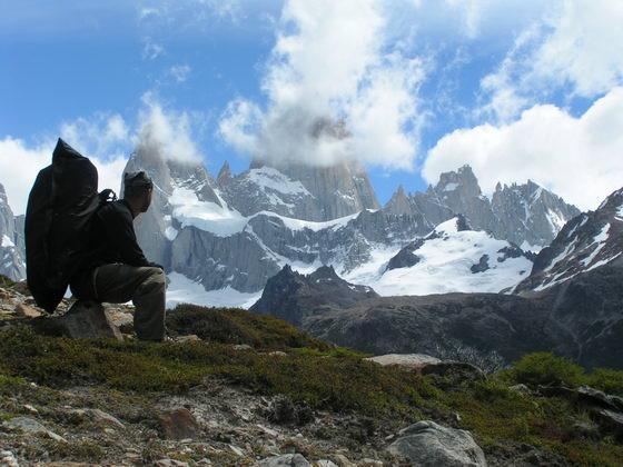 טרק הפיץ רוי, ארגנטינה.
