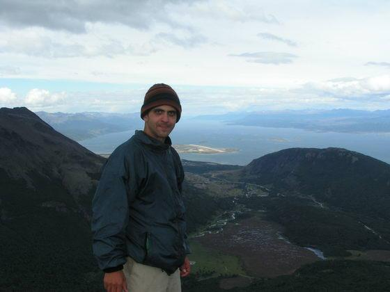 הפארק הלאומי באושוויה, ארגנטינה.