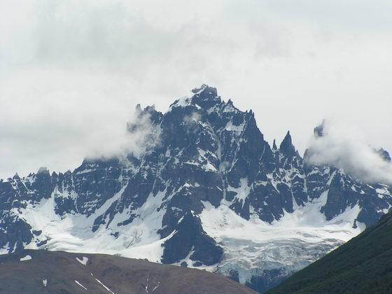 הר המצודה, פטגוניה, צ'ילה.