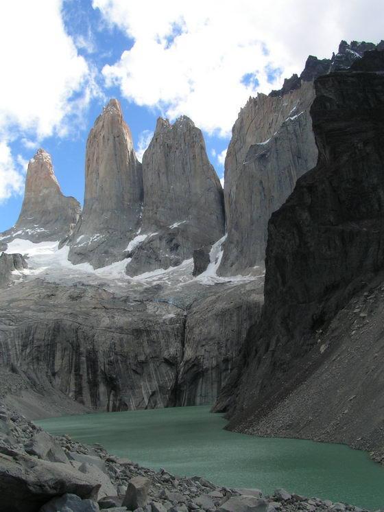 טרק Torres del Paine