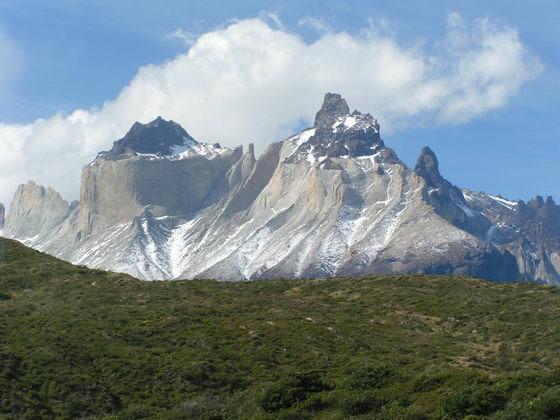 טרק הטורוסים, פתגוניה צ'ילה.