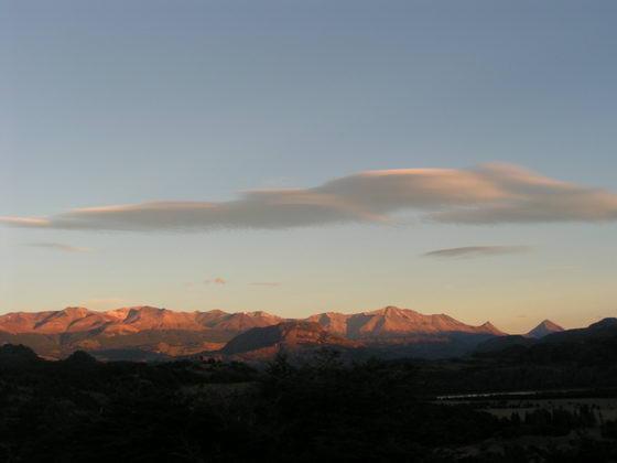טרק Cerro Castillo, צ'ילה.