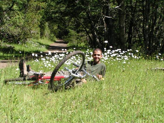 טיול אופניים, איזור האגמים, ארגנטינה