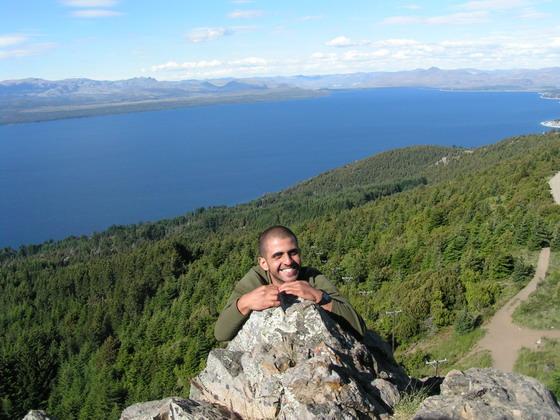 טיול ג'יפים, איזור האגמים, ארגנטינה.