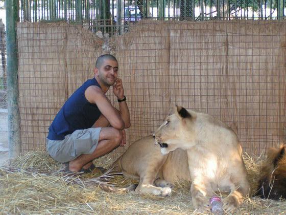גן חיות בלוחאן, בואנוס איירס, ארגנטינה.
