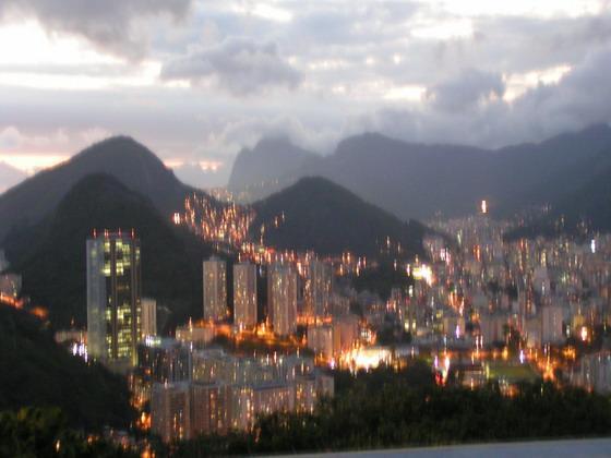 ריו דה ז'נרו, ברזיל.