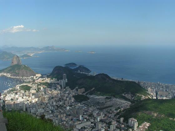 הקורקובדו, ריו דה ז'נרו, ברזיל.
