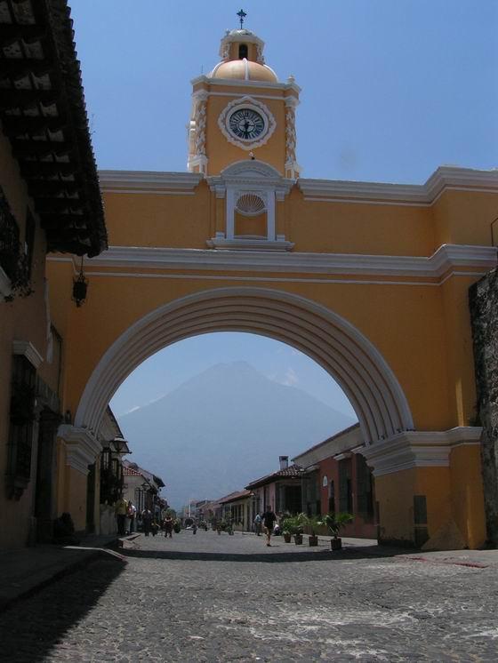 מרכז אנטיגואה, גואטמלה.