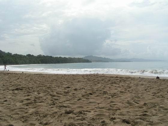 חופים קרביים, קוסטה ריקה