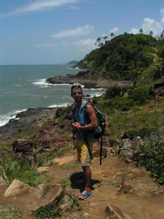 חופי איטה-קרה, ברזיל.