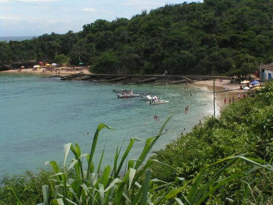 חופי בוזיוז, ברזיל.