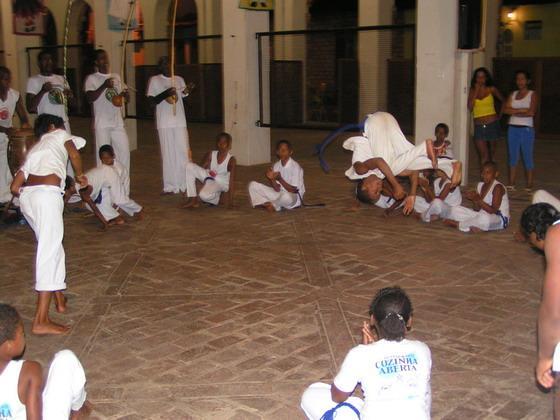 קפוארה בלנסויס, ברזיל.