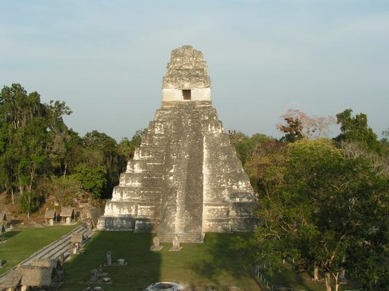 מקדשי המאיה בטיקל