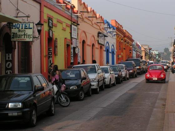 סאן קריסטובל, מקסיקו.