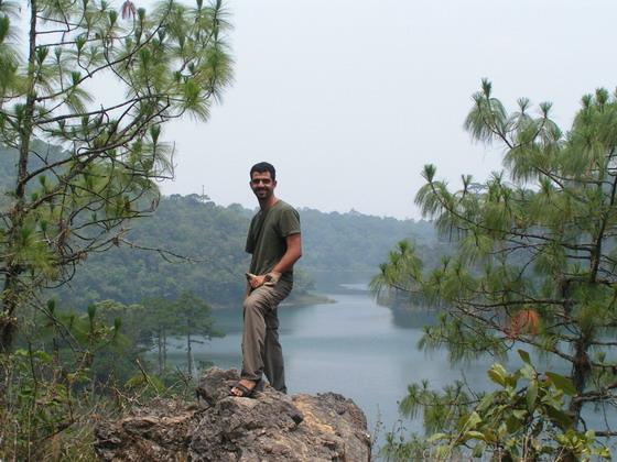 האגמים במונטביו