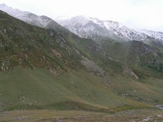 טרק סובב הקצ'קר, טורקיה.
