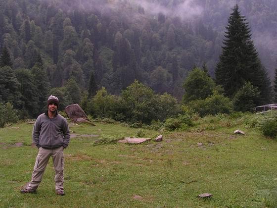 אזור איידר,  הקצ'קר, טורקיה.