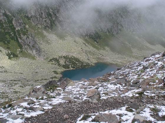 אזור האגמים, טרק סובב  הקצ'קר, טורקיה.