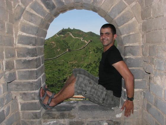 החומה הג�ולה סין