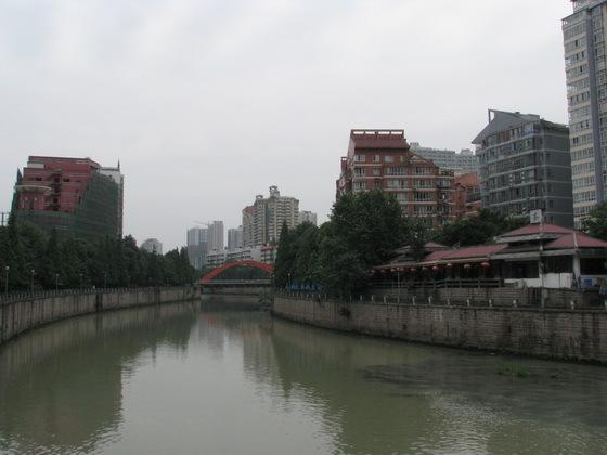 מרכז העיר, צ'נג�ו סין