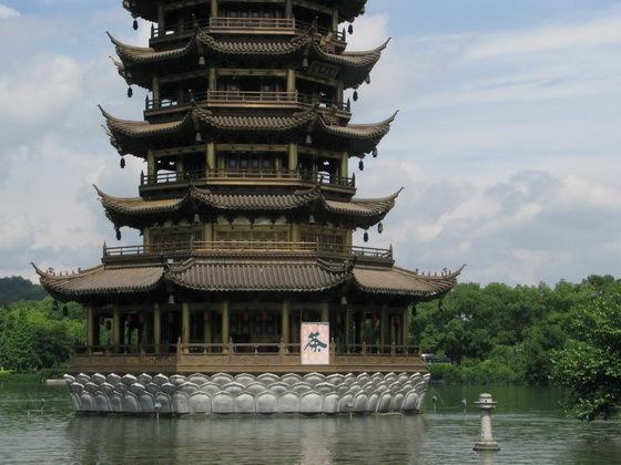 גווילין, סין