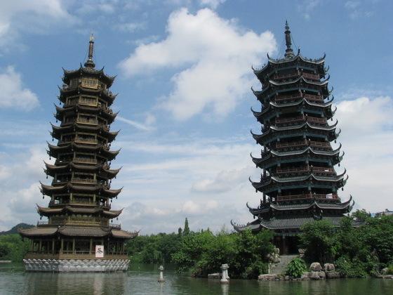 מק�שים  בגווילין, סין