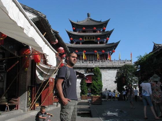 העיר העתיקה ב�אלי, סין