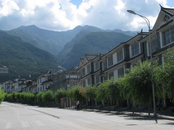 רחובות �אלי, סין