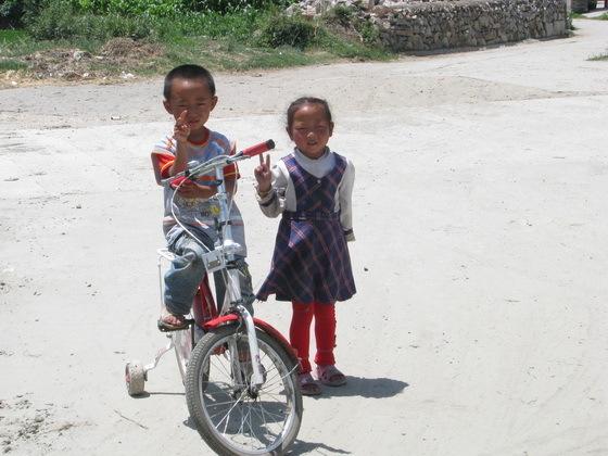 יל�ים סינים ב�אלי, סין