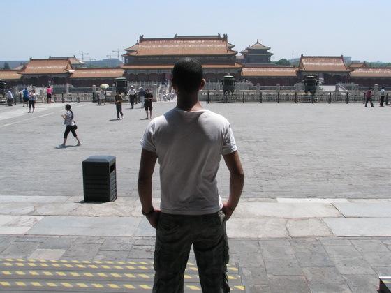 העיר האסורה בבייג'ין