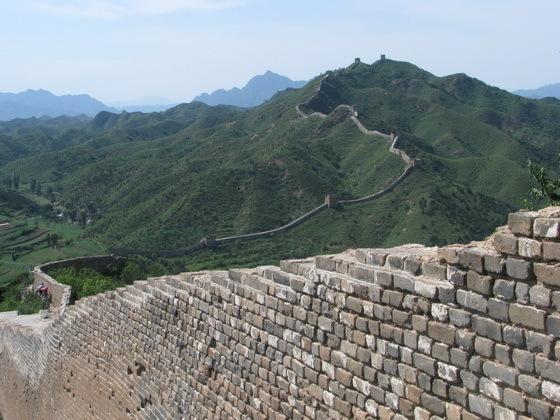החומה הג�ולה הסינית
