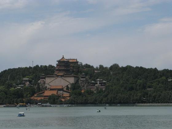 summer palace בסין