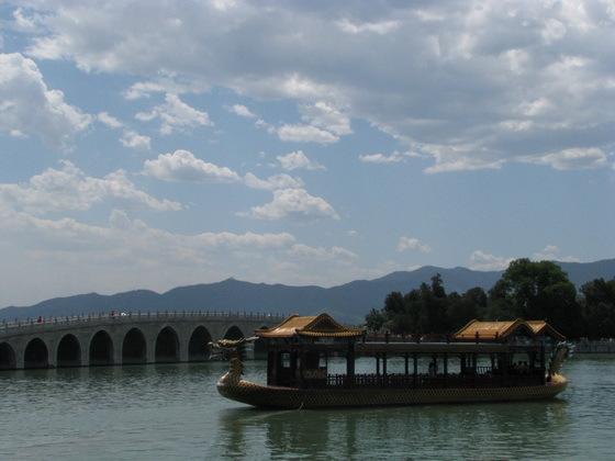 ארמון הקיץ, בסין