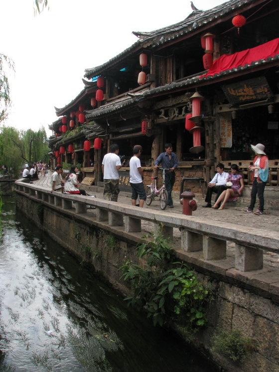 רחובות ליג'יאנג