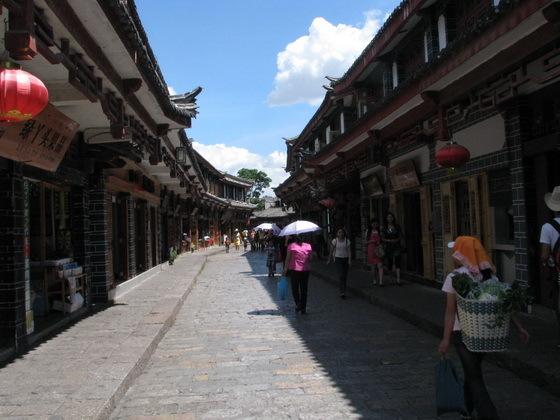 העיר העתיקה בליג'יאנג