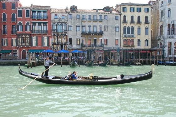 גונ�ולה ונציה