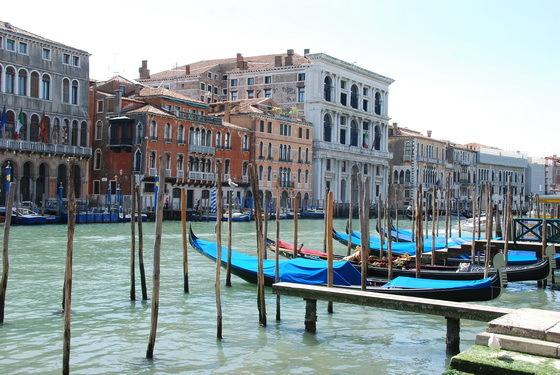 תעלות המים בונציה