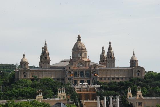 ארמונות בברצלונה