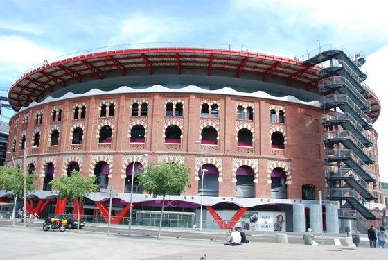 זירת שוורים, ברצלונה