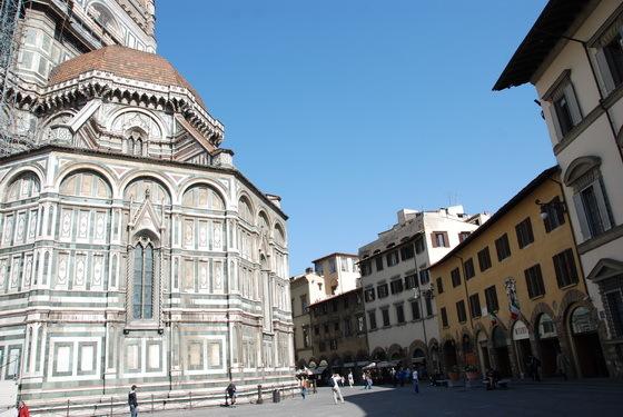 ה�ואמו בפירנצה