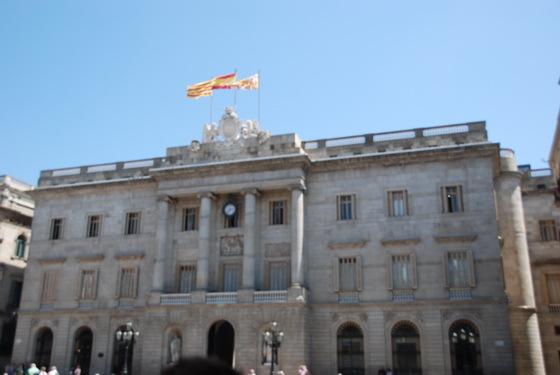 טיול מאורגן בברצלונה