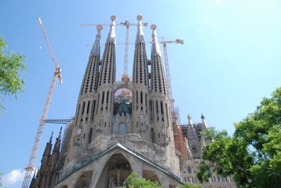 ביקור בברצלונה